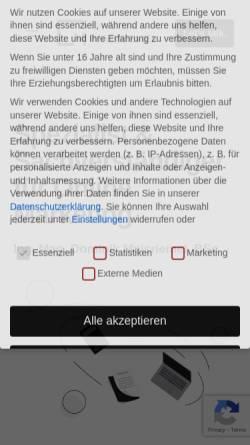 Vorschau der mobilen Webseite omsv.at, OMSV - Ing. Mag. Dominik Maisriemel