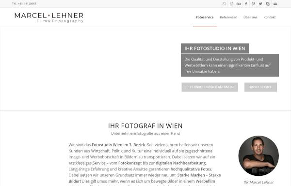 Vorschau von www.studiolehner.com, Marcel Lehner