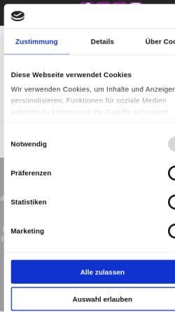 Vorschau der mobilen Webseite www.cvexpert.de, CV Expert Bewerbungsberatung