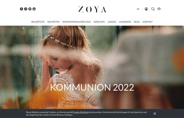 Vorschau von www.zoyafashion.de, ZOYA Fashion