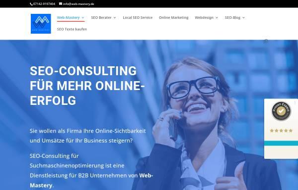 Vorschau von www.web-mastery.de, Web-Mastery