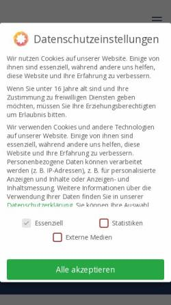 Vorschau der mobilen Webseite rudolph-umzuege.de, Rudolph Umzüge