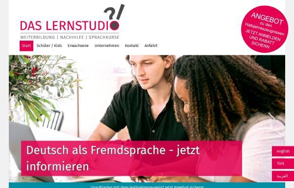 Vorschau von lernstudio-hagen.de, Lernstudio Hagen
