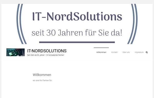 Vorschau von it-nordsolutions.de, It-nordsolutions