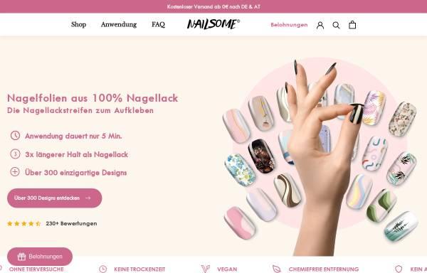 Vorschau von nailsome.de, Nailsome