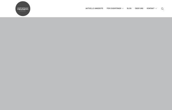 Vorschau von www.immoprojekte-neumann.de, Immobilienprojekte Neumann