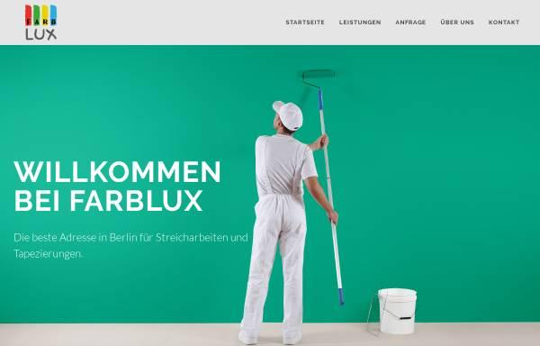 Vorschau von www.farblux.de, Farblux