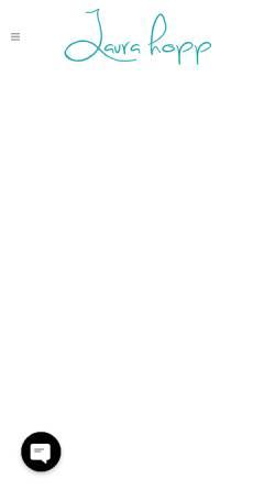 Vorschau der mobilen Webseite thespiritbird.de, THE SPIRIT BIRD – Yoga by Laura Hopp