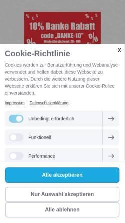 Vorschau der mobilen Webseite www.heimatliebe-ruhrgebiet.de, Heimatliebe Ruhrgebiet - FAN