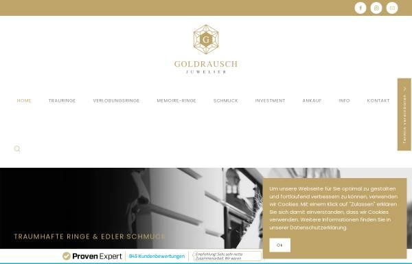 Vorschau von www.goldrausch-frankfurt.de, Goldrausch