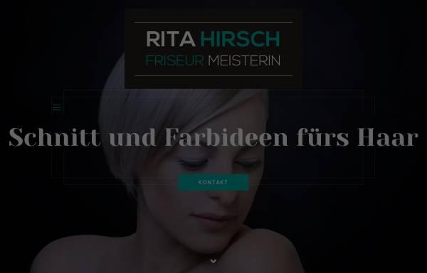 Vorschau von friseurmeisterin-rita-hirsch.de, Friseurmeisterin Rita Scheler-Hirsch