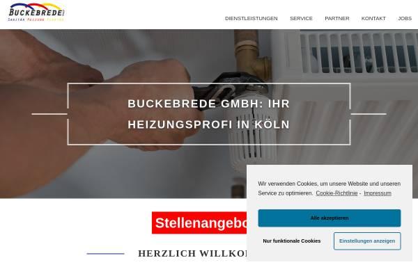 Vorschau von www.fuerdashaus.de, Buckebrede GmbH