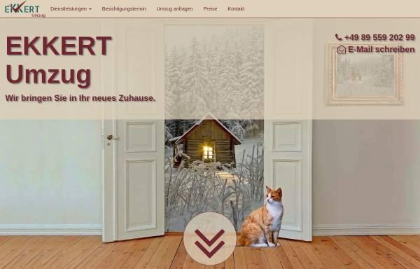 Vorschau von www.ekkert-umzug.de, EKKERT Umzug