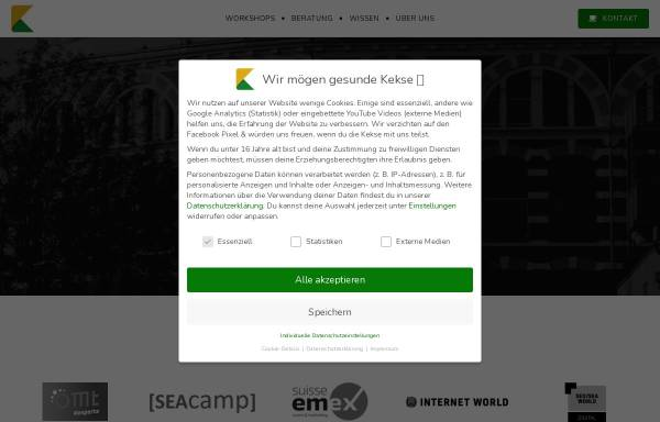 Vorschau von www.klickstream.de, Klickstream