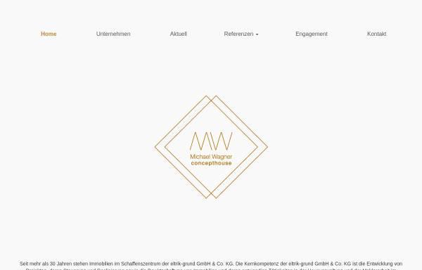 Vorschau von eltrik-grund.de, eltrik-grund GmbH & Co KG