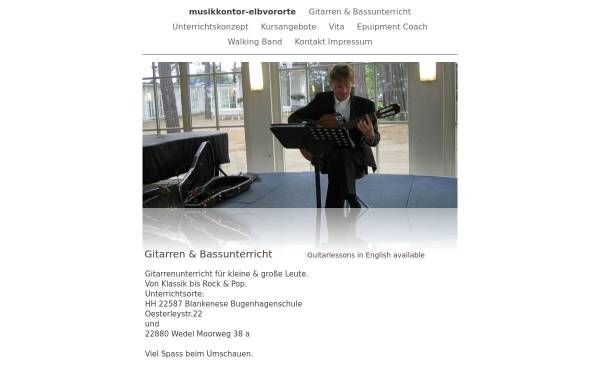 Vorschau von www.musikkontor-elbvororte.de, Musikkontor Elbvororte