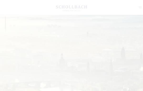 Vorschau von recht-schaffen.com, Kanzlei Schollbach