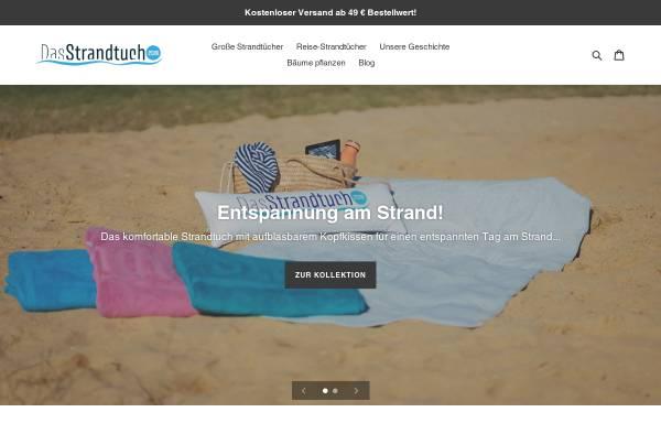 Vorschau von DasStrandtuch.com, DasStrandtuch