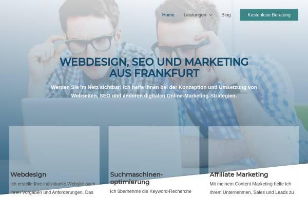 Vorschau von vogel-webmarketing.de, Vogel Webmarketing & Webdesign