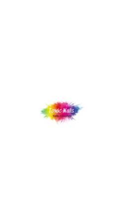 Vorschau der mobilen Webseite www.toxicnails.de, Toxic Nails