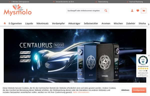 Vorschau von www.mysmolo.de, Mysmolo