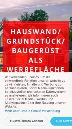 Vorschau der mobilen Webseite standortakquise.com, Vitalij Stumpf