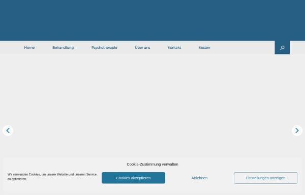 Vorschau von www.psychiater-bad-aibling.de, Privatpraxis für Psychiatrie und Psychotherapie Dr. Maria Thurm