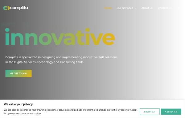 Vorschau von complita.de, Complita GbR