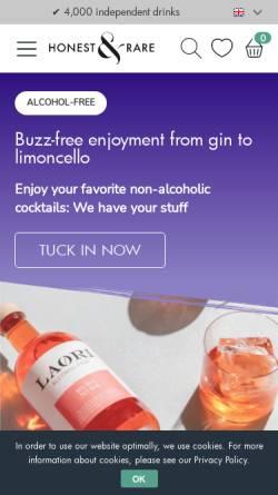 Vorschau der mobilen Webseite staplerkoenig.de, Staplerkönig GmbH