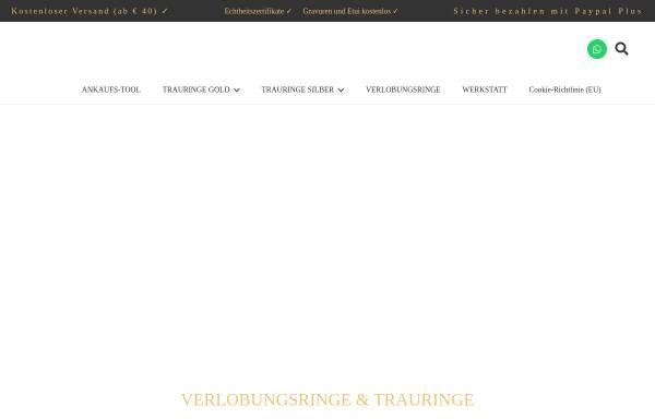 Vorschau von www.mygoldhaus.de, Goldhaus