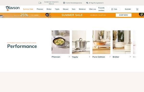 Vorschau von myolav.com, Olav UG (haftungsbeschränkt)