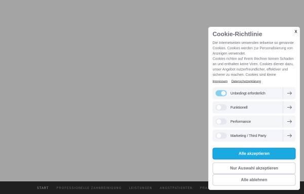 Vorschau von www.zahnarzt-duisburg.dental, Zahnärzte Mülheimer Str. 123