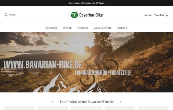 Vorschau von www.bavarian-bike.de, Bavarian Bike