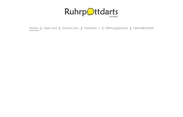 Vorschau von www.ruhrpottdarts.de, Ruhrottdarts