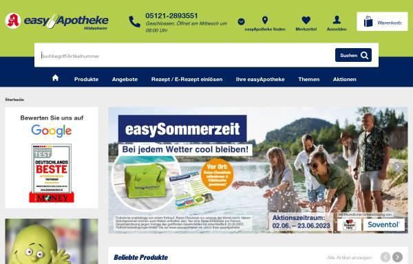 Vorschau von www.easyapotheke.de, easyApotheke, Harald Steinert