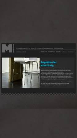 Vorschau der mobilen Webseite www.mortimor.de, Mortimor GmbH