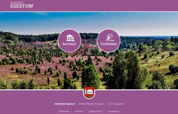 Vorschau von www.egestorf.de, Egestorf