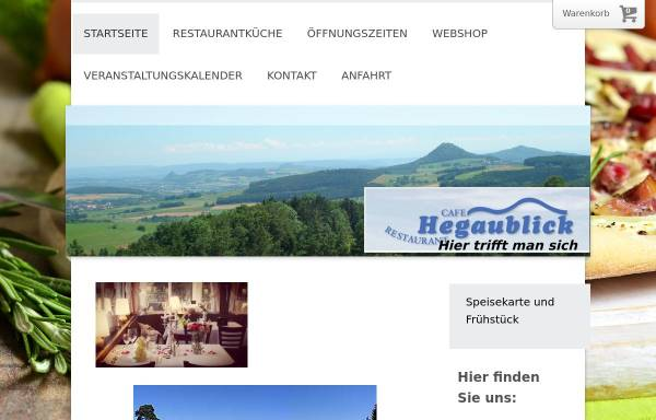 Vorschau von www.hegaublick.de, Hegaublick.de