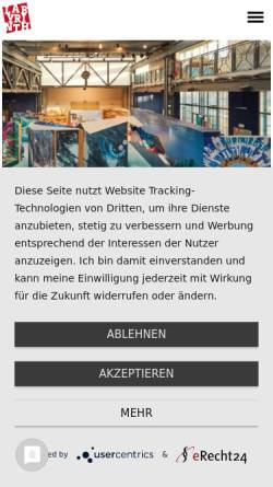 Vorschau der mobilen Webseite www.labyrinth-kindermuseum.de, Labyrinth Kindermuseum Berlin
