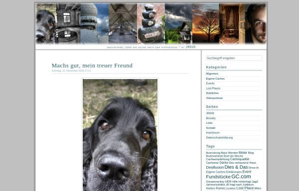 Vorschau von jr849.de, Jr849 Blog