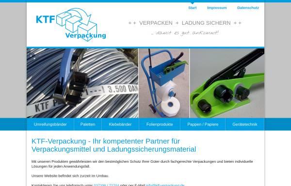 Vorschau von www.ktf-verpackung.de, KTF-Verpackung
