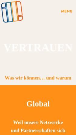 Vorschau der mobilen Webseite www.sportkreativwerkstatt.de, SportKreativWerkstatt