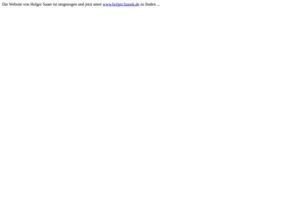 Vorschau von www.chakotay.de, Sauer, Holger