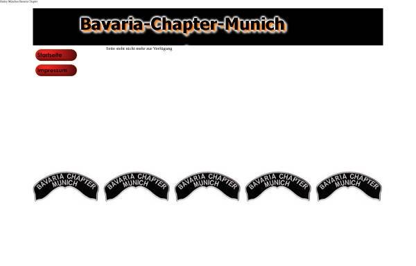 Vorschau von www.bcmuc.net, Bavaria Chapter Munich