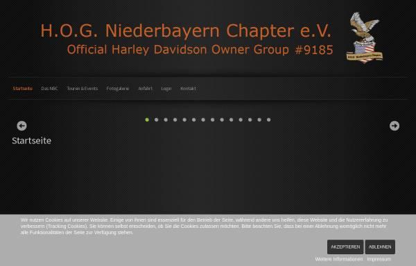 Vorschau von www.niederbayern-chapter.de, HOG Niederbayern-Chapter