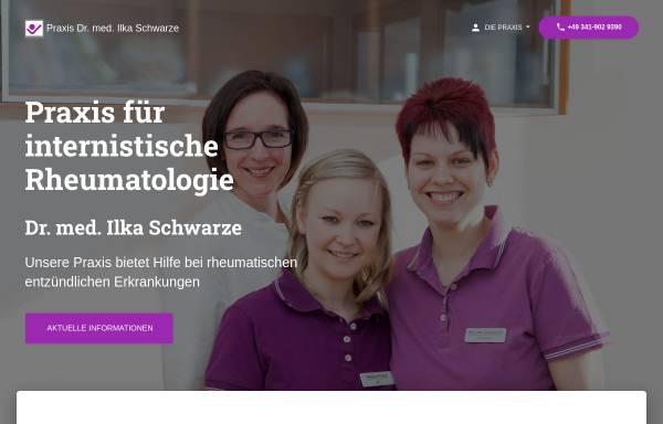 Vorschau von www.rheuma-internist.de, Schwarze, Dr. med. Ilka