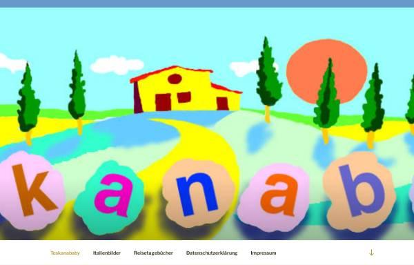 Vorschau von www.toskanababy.de, Toskanababy