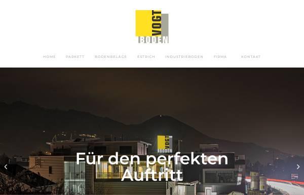 Vorschau von www.balzvogt.ch, Balz Vogt AG