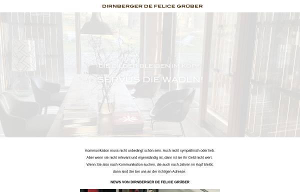Vorschau von www.ddfg.at, Dirnberger De Felice