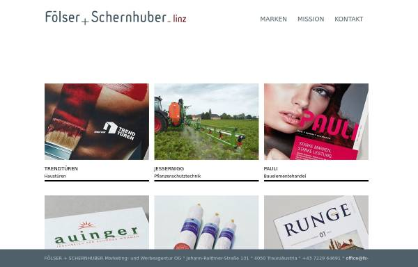 Vorschau von www.magic.co.at, Magic Werbeagentur GmbH